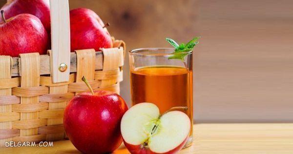 آب سیب/کالری آب سیب/ارزش غذایی آب سیب/خواص آب سیب/کالری آب سیب طبیعی/کالری آب سیب صنعتی/کالری آب سیب کارخانه ای/کالری آبمیوه
