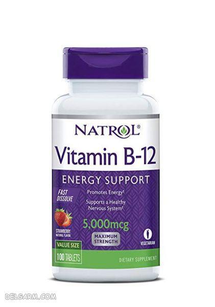 عوارض بالا بودن ویتامین b12/قرص ویتامین b