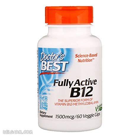 مکمل دارویی ویتامین ب 12/مکمل دارویی ویتامین B12