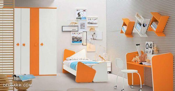 تزیین اتاق دخترانه با وسایل ساده/اتاق دخترانه شیک