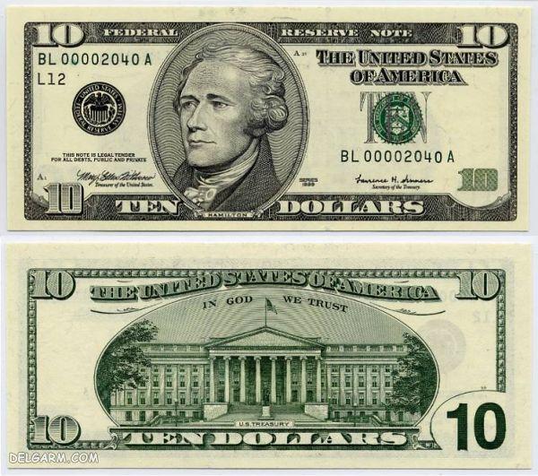 عکس روی دلار متعلق به کیست/عکس روی دلار