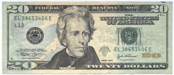 عکس روی دلار آمریکا کیست/عکس روی دلار آمریکا مربوط به کیست
