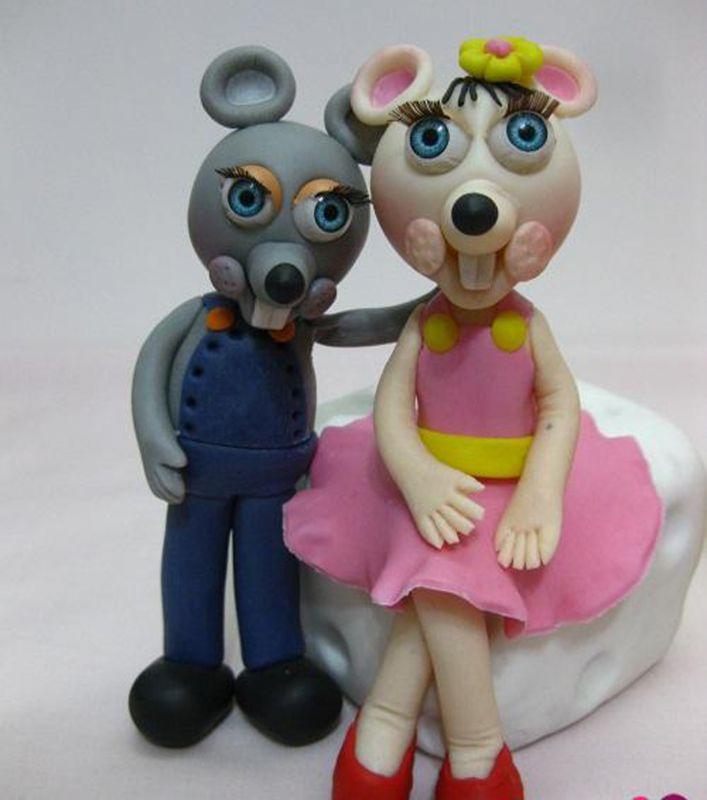 مدل جدید موش خمیری