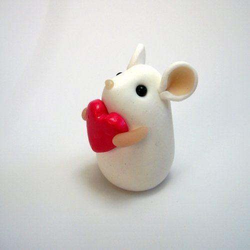 عروسک خمیری موش سفره هفت سین