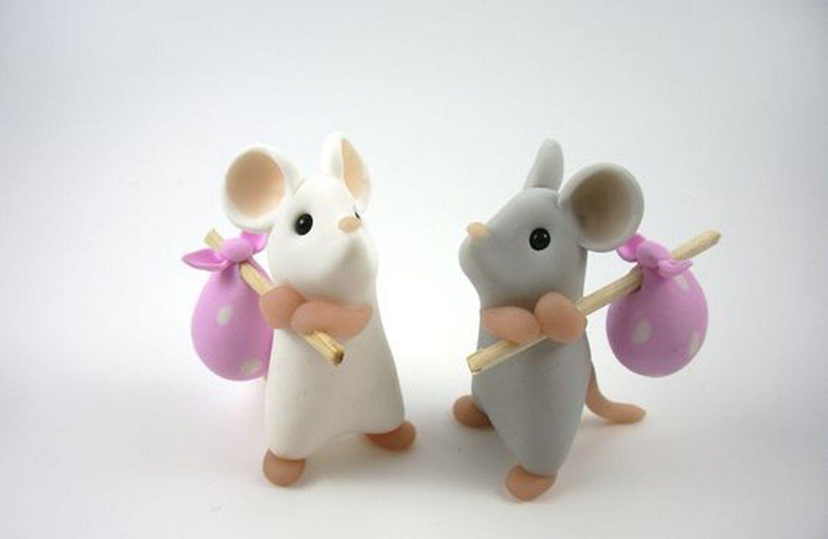 موش خمیری برای هفت سین