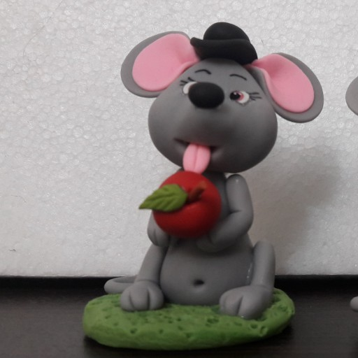 موش خمیری