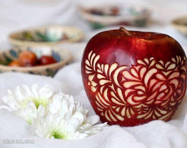 تزیین سیب هفت سین 99