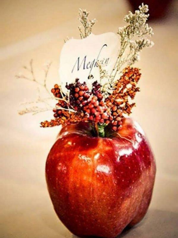 چگونه سیب هفت سین را تزیین کنیم