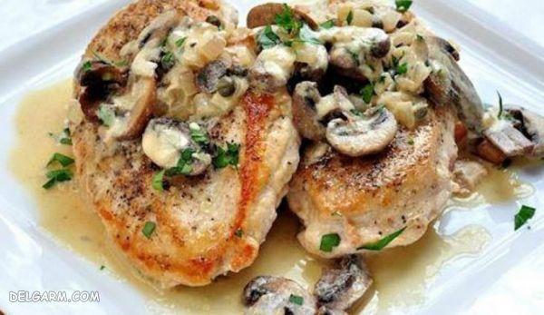 دستور پخت غذا با سینه مرغ