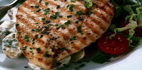 دستور پخت انواع غذا با سینه مرغ