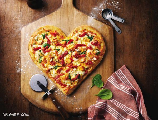 روش های ترد شدن خمیر پیتزا