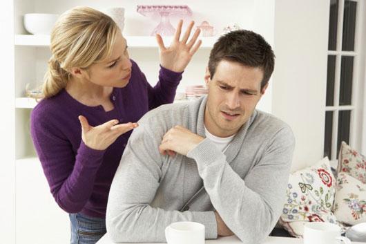 طرز برخورد با بی توجهی شوهر