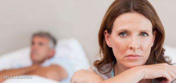 علت خیانت زنان شوهردار