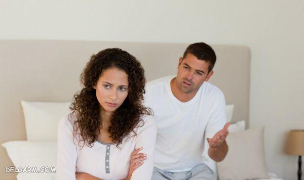 علائم خیانت زن به شوهر