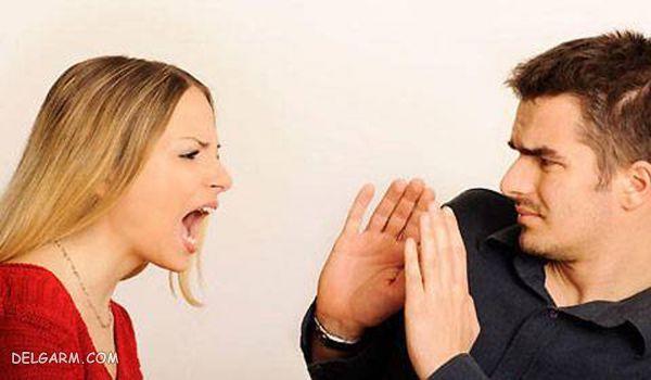 تغییر رفتار یکی از نشانه های خیانت زن