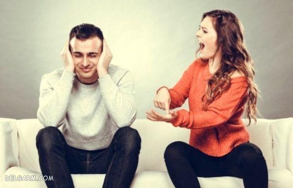 با شوهر درونگرا چه کنم