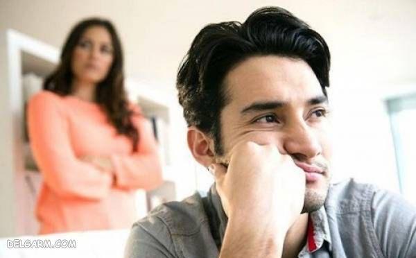 طرز برخورد با شوهر درونگرا