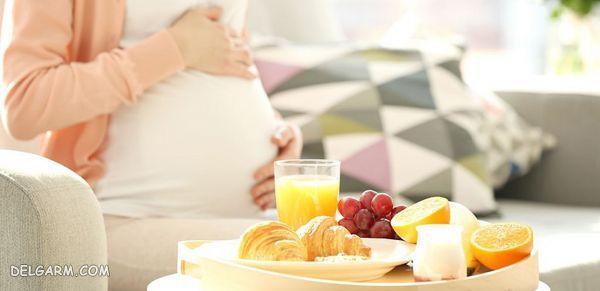 درمان چربی خون در بارداری