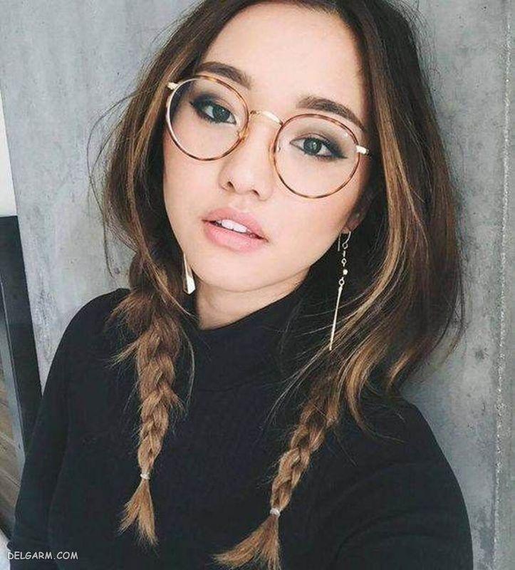 طرح جدید عینک طبی