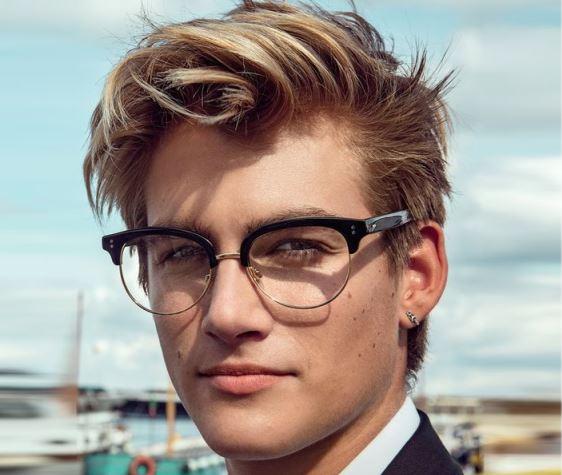مدل عینک سال