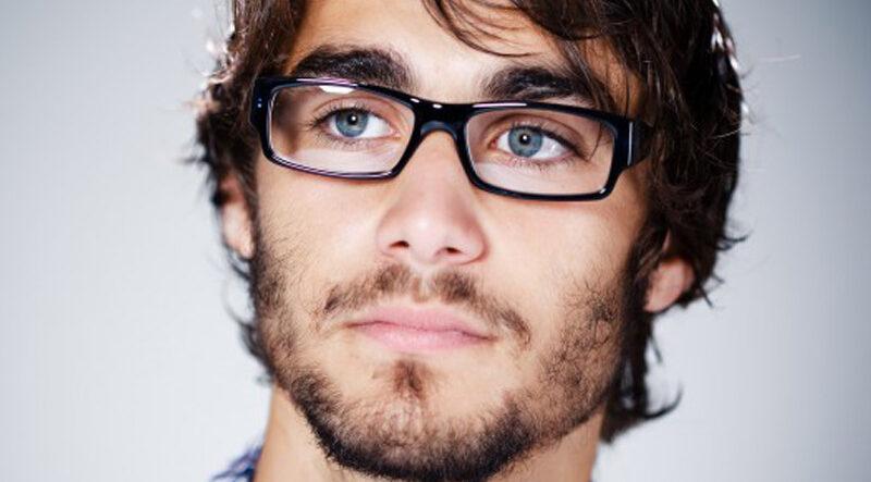 مدل عینک مردانه