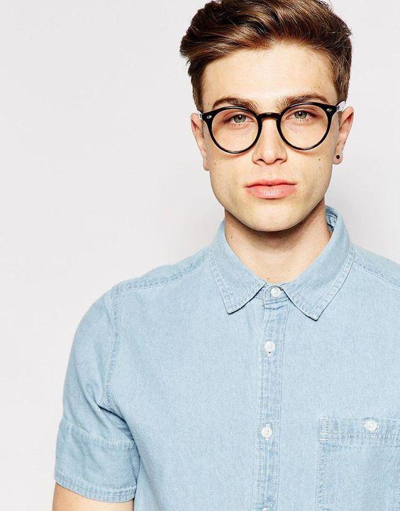 مدل فرم عینک طبی مردانه