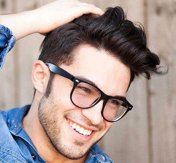 مدل جدید عینک طبی پسرانه