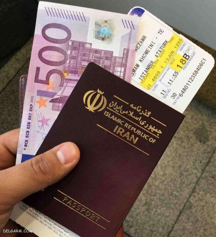 چگونه ارز مسافرتی بگیریم ؟