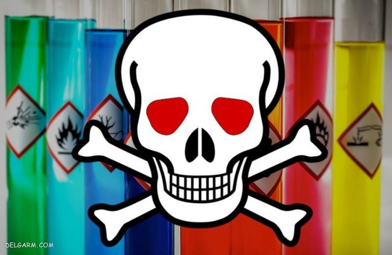 مواد شوینده خطرناک