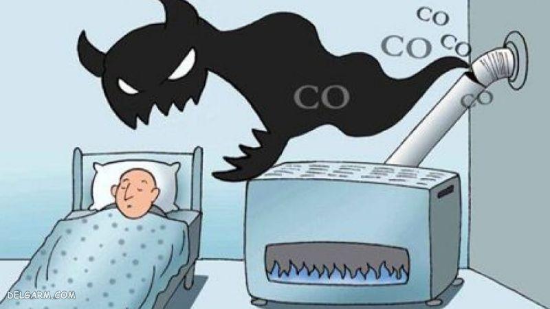 گاز مونواکسید کربن چیست