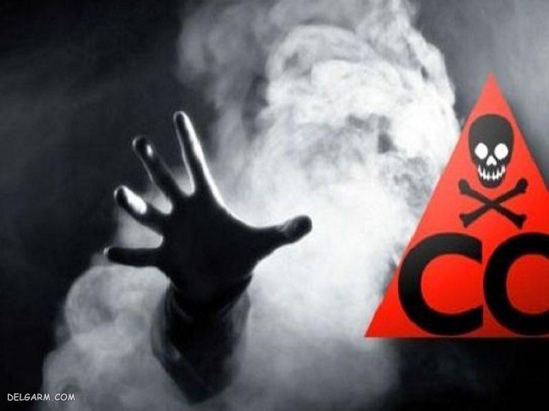 نشانه های مسمومیت با گاز مونوکسید کربن