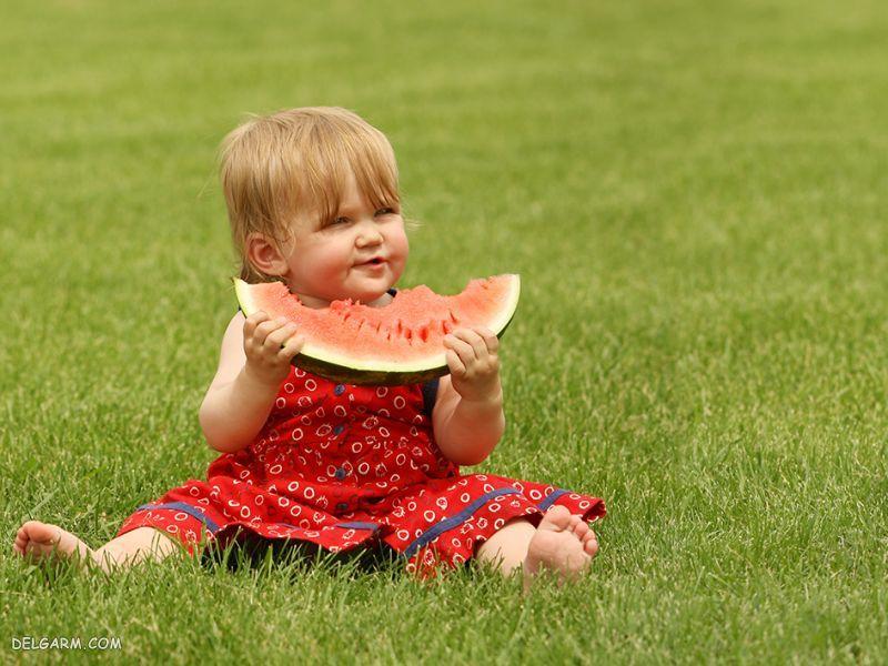 هندوانه برای بچه ها خوبه ؟