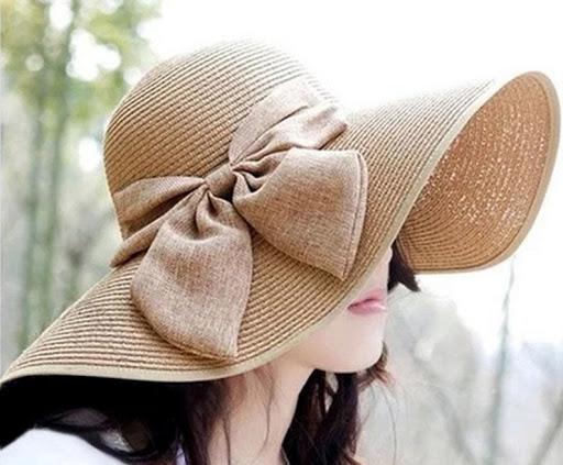 کلاه گرد زنانه