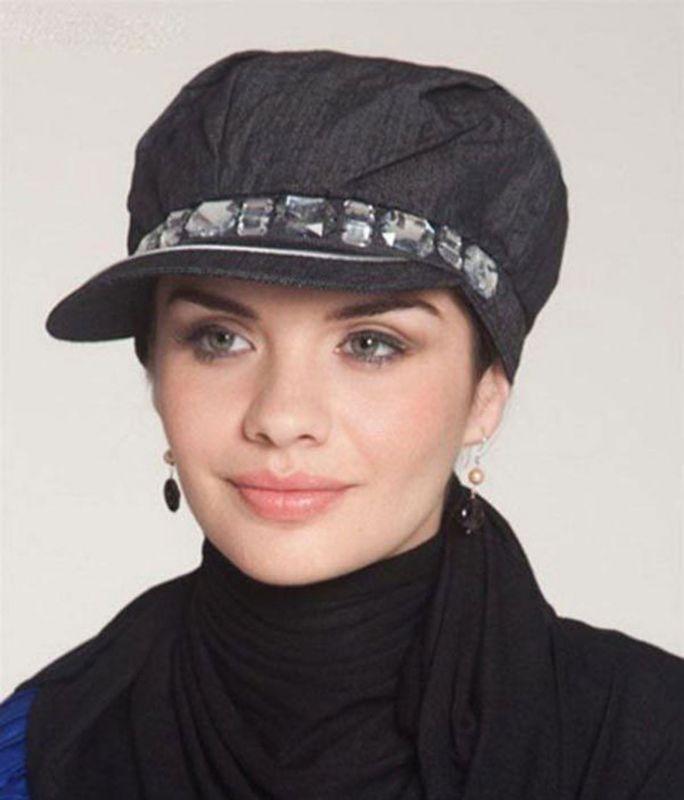 کلاه پارچه ای زنانه