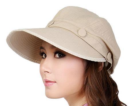 کلاه زنانه تابستانی