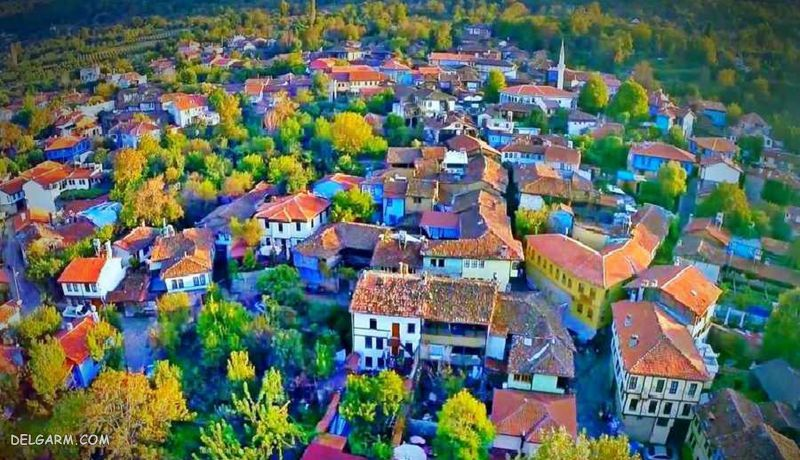 جاذبه های شهر بورسا ترکیه