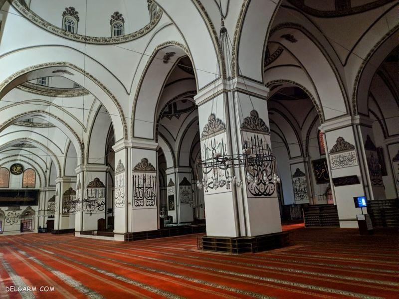 مساجد قدیمی شهر بورسا
