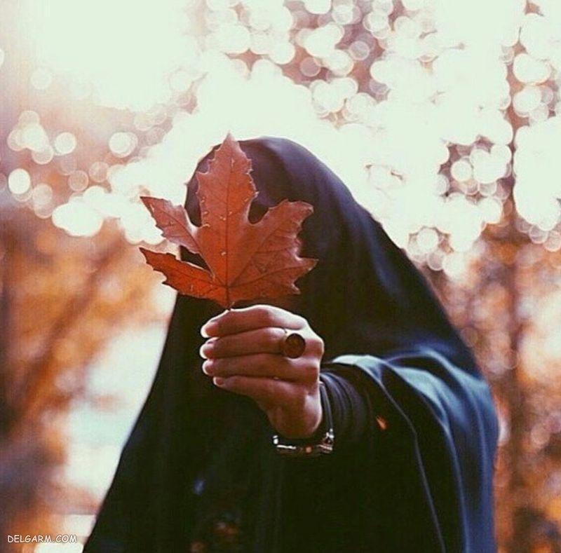 عکس پروفایل دختر با حجاب ایرانی