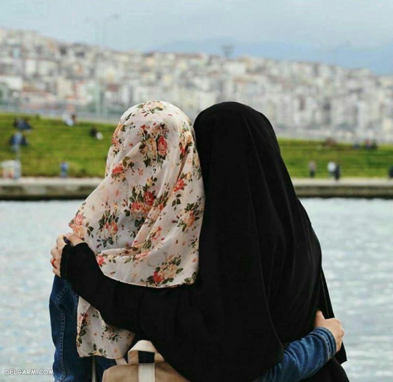 عکس حجاب زیبا با چادر