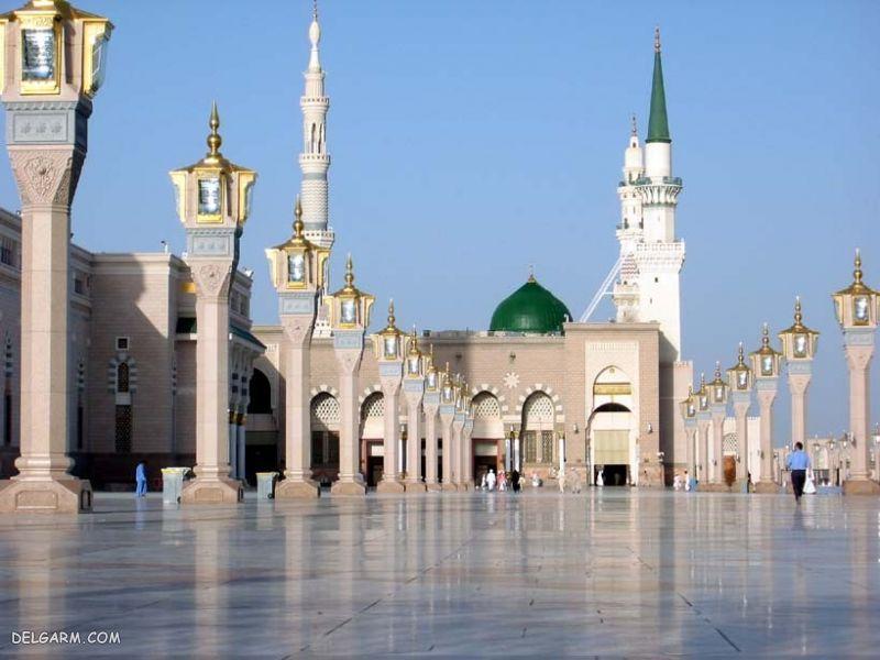 عکس مسجد پیامبر