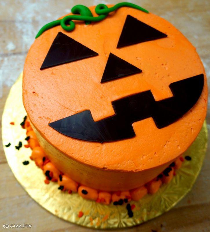 کیک های ترسناک