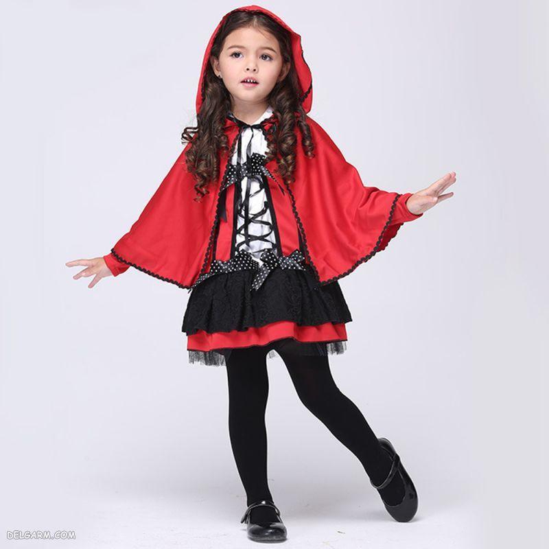 لباس کودکان برای هالووین