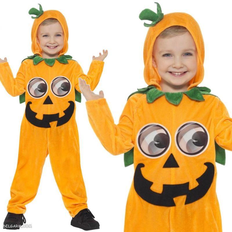 مدل لباس بچگانه برای هالووین