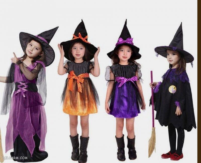 لباس هالووین ایرانی