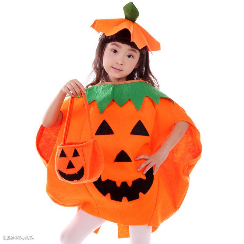 لباس های هالووین برای کودکان