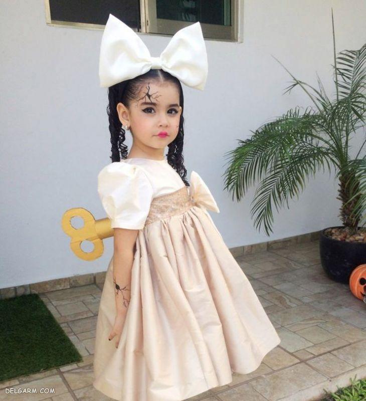 لباس هالووین برای بچه ها