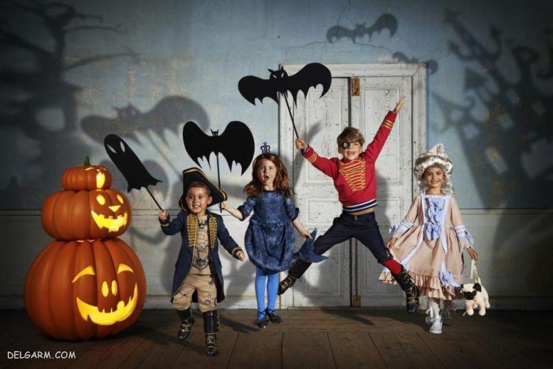 خرید لباس هالووین بچگانه