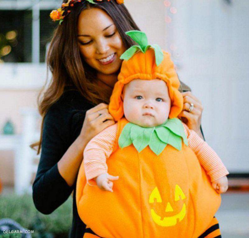 لباس هالووین بچگانه