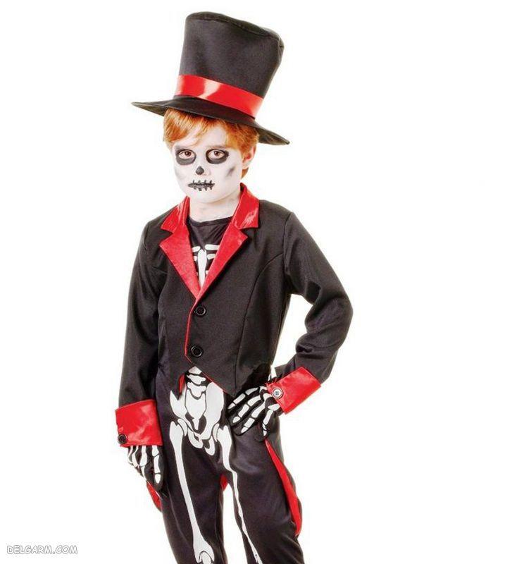مدل لباس هالووین دخترانه