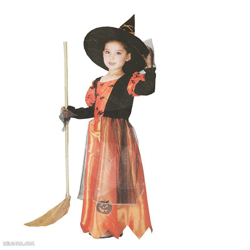 لباس های هالووین کودک